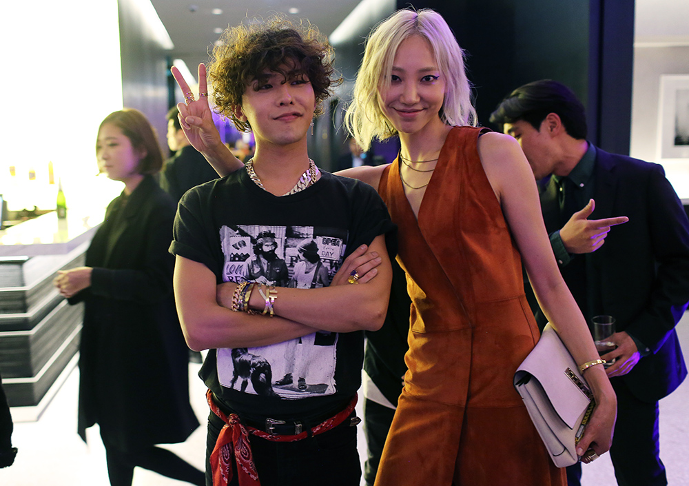 Boon The Shop Seoul Store Opening Party Street Peeper