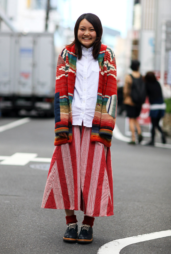 Happy Tokyo Street Fashion Street Peeper Global Street Fashion And Street Style