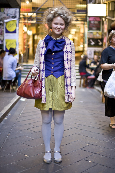 Tilly Melbourne Street Fashion Street Peeper Global Street Fashion And Street Style