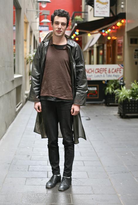 Nice Raincoat, Melbourne | Street Fashion | Street Peeper | Global ...