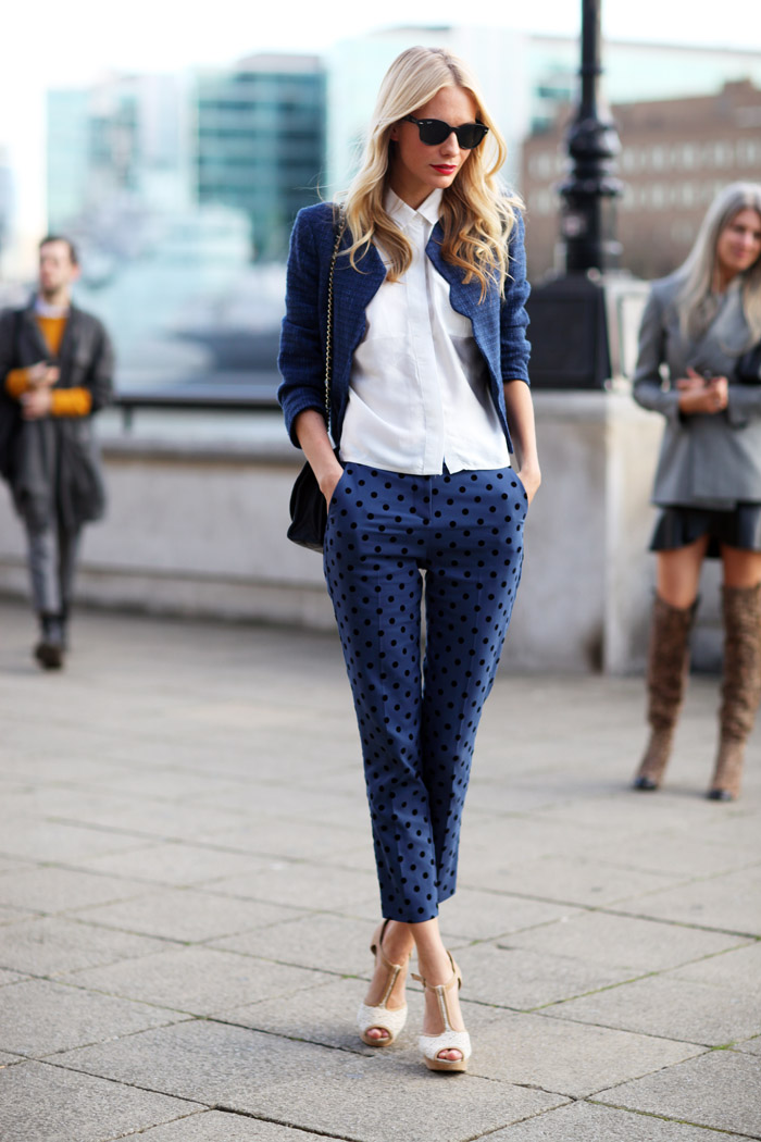 Poppy Delevingne Topshop Street Fashion Street Peeper Global Street Fashion And Street Style