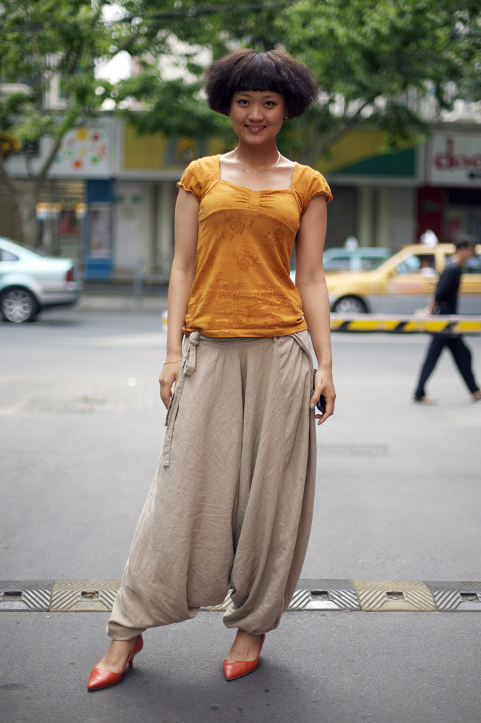 Can I Wear Harem Pants Or Thoughts On Orientalism