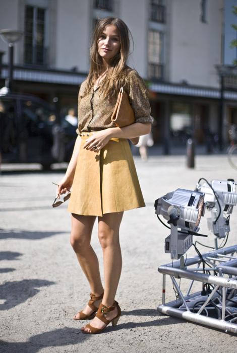 Stockholm Fashion Week 1 Street Fashion Street Peeper