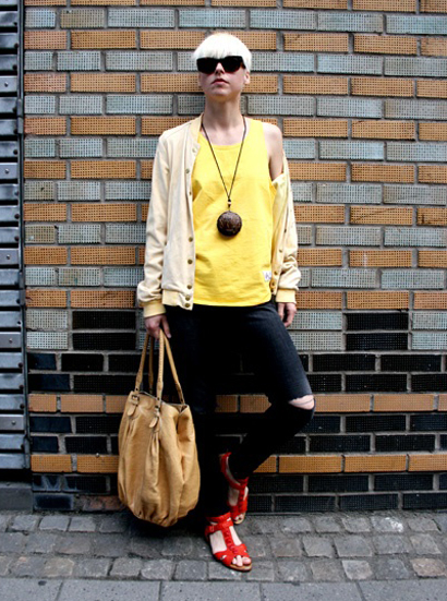 Mariann Oslo Street Fashion Street Peeper Global Street Fashion And Street Style